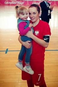 Justyna - Kadra futsalu
